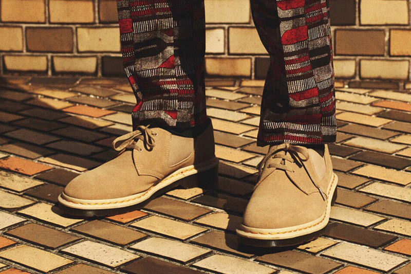 Dr. Martens United Arrows & Sons Collaboration