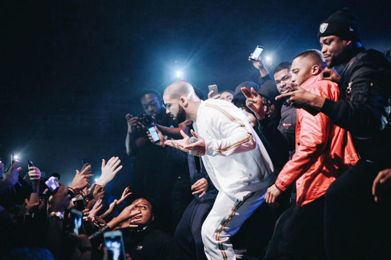 Drake Boosting UK Artists Sales