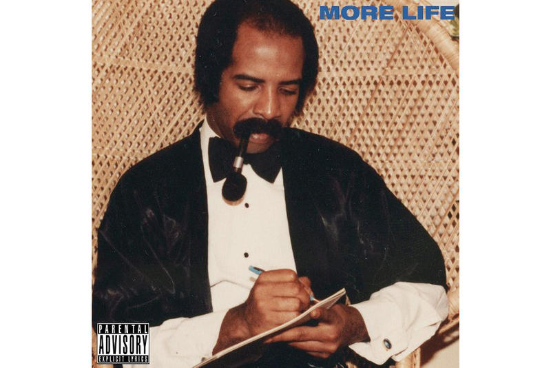 Stream Drake's New Album 'More Life' Playlist Kanye West, Travis Scott, PARTYNEXTDOOR, Young Thug, 2 Chainz, Giggs, Jorja Smith, Black Coffee