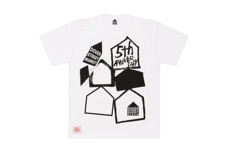 Dover Street Market Ginza 5th Anniversary Itchy Scratchy Patchy