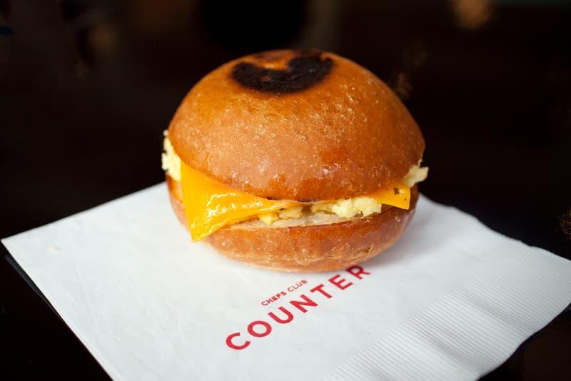 Eggslut Chefs Club Counter Breakfast SEC BEC