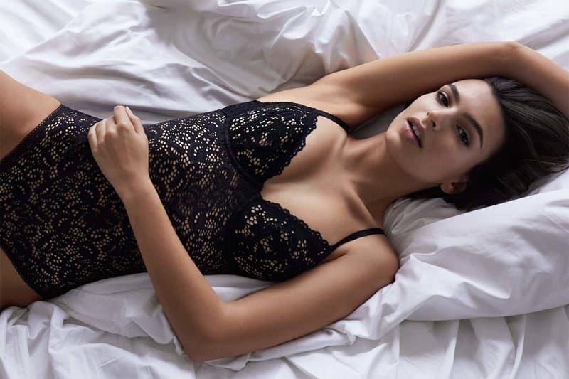 Emily Ratajkowski DKNY Intimates Campaign 2017 Spring Summer
