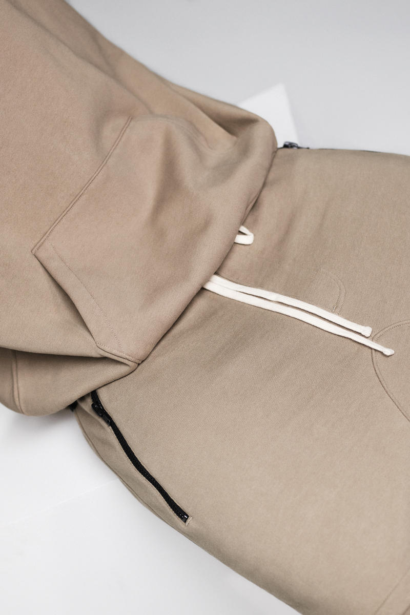 F.O.G. Essentials PacSun 2017 Spring Summer Hoodie Joggers Nude Tan