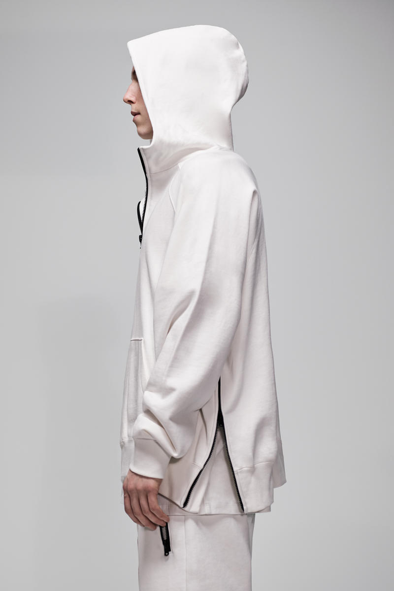 F.O.G. Essentials PacSun 2017 Spring Summer Hoodie White Side