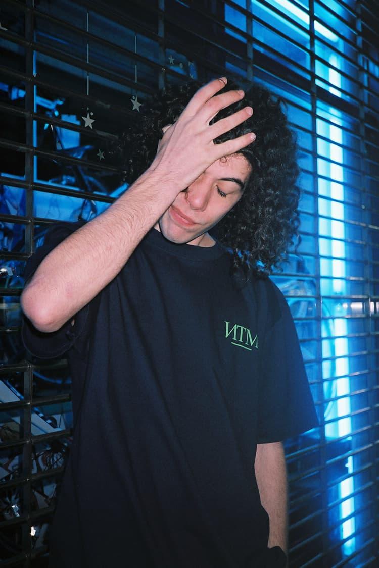 Fathom X Diaspora Skateboards Black T-Shirt