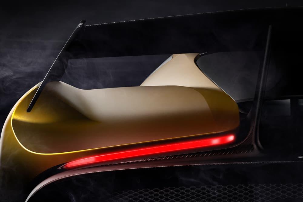 Fittipaldi EF7 Vision Gran Turismo by Pininfarina Carbon Fiber Hypercar