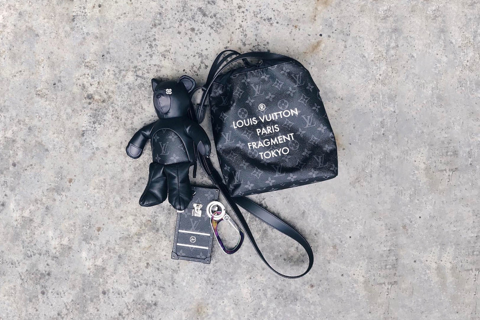 a377b88e86d6 Items From the Upcoming fragment design x Louis Vuitton Collaboration Are  Popping up on Instagram