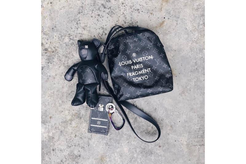 fragment design Louis Vuitton Collaboration Items