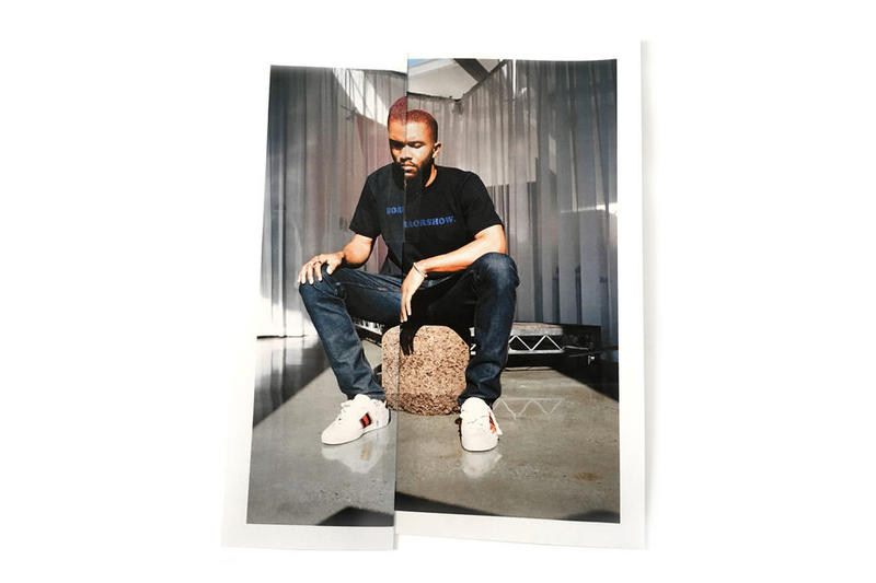 "New Frank Ocean Track ""Chanel"" On BLONDED Radio"
