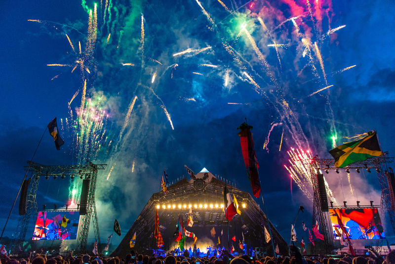 Glastonbury Lineup Adds Stormzy Boy Better Know Anderson Paak The XX