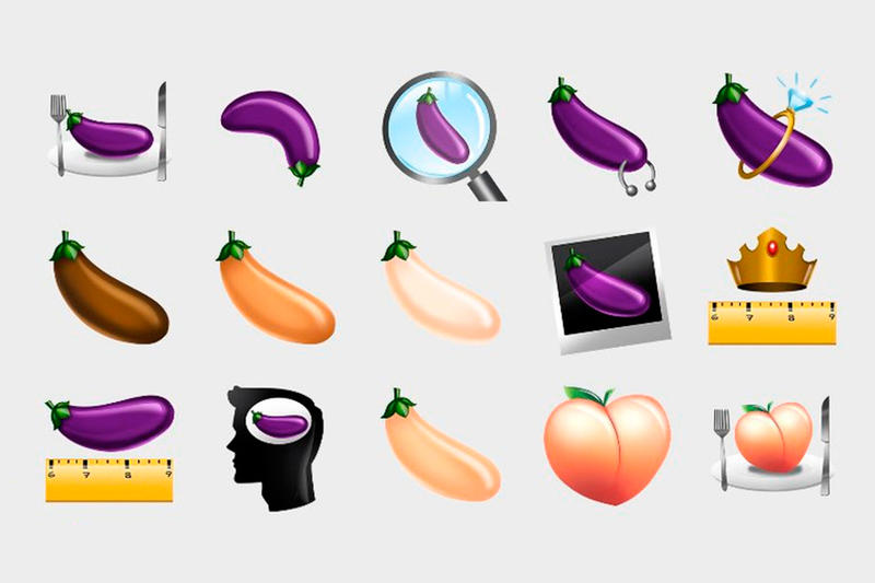 Grindr Launches Custom Emojis Full of Eggplants Gaymoji Dating Social App Android iOS