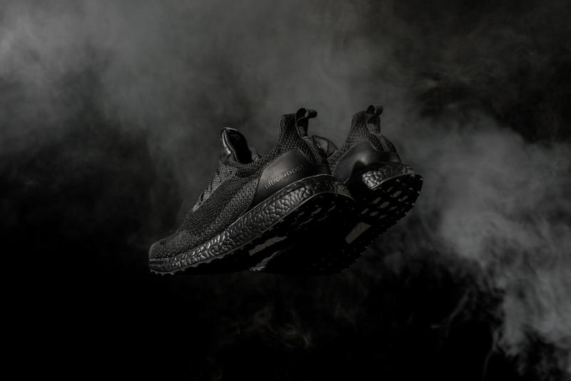 HAVEN adidas Consortium UltraBOOST Triple Black