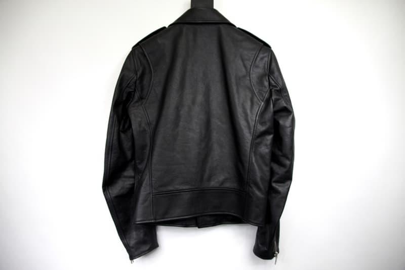 Hedi Slimane Personal Saint Laurent Jacket Grailed