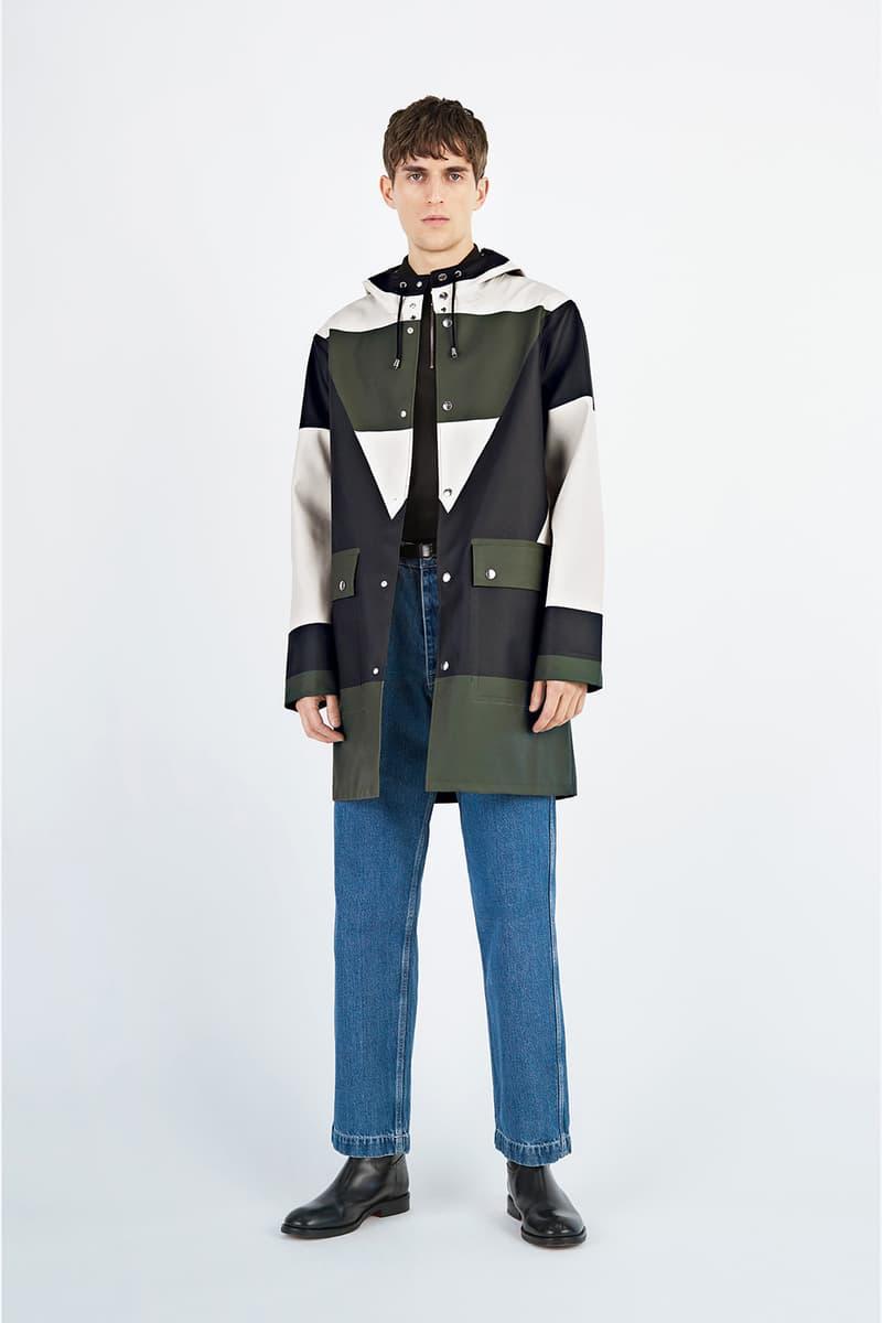 Henrik Vibskov Stutterheim Rain Coats Collaboration