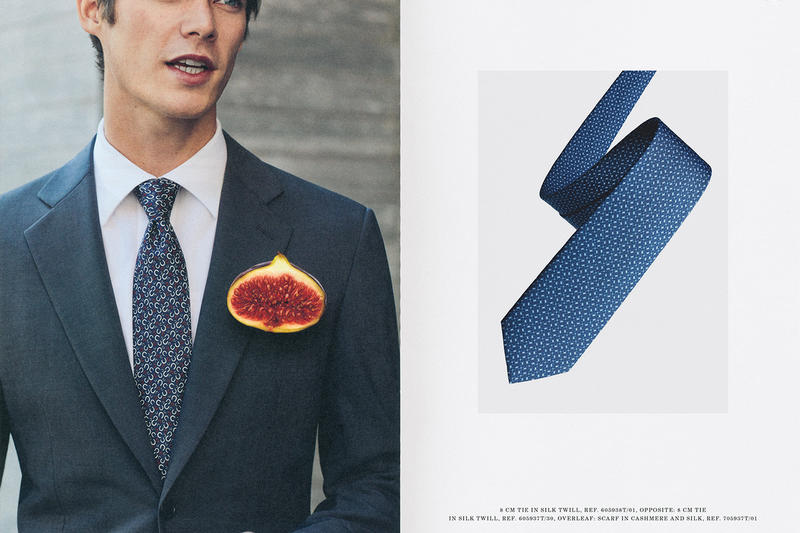 Hermes 2017 Spring/Summer Ties Collection