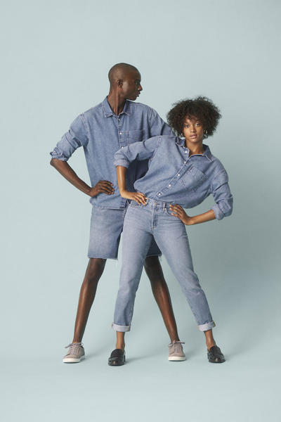 H M Unisex Denim United Collection