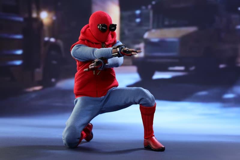 Spiderman: Homecoming Action Figure Shooting Web