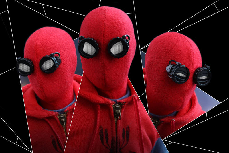Spiderman: Homecoming Action Figure Goggles