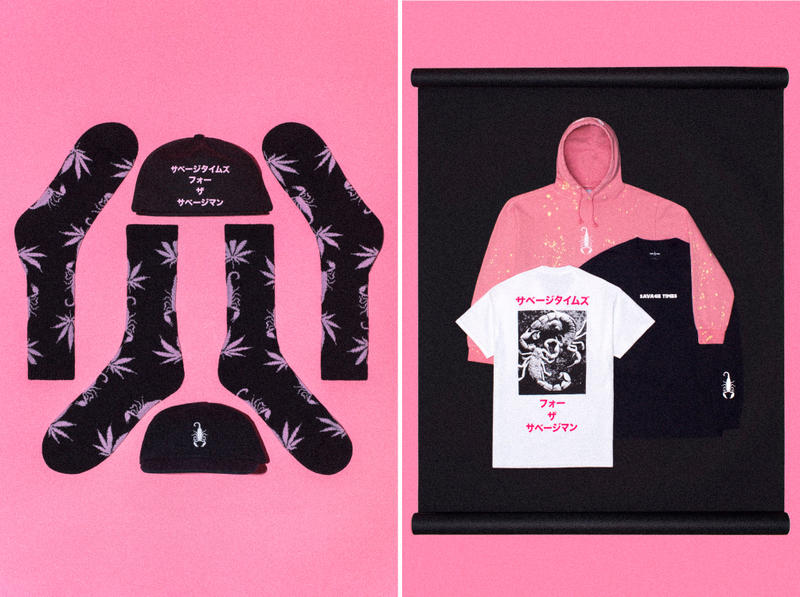 HUF Teams Up with Innovative Leisure & Hanni El Khatib on a Capsule range