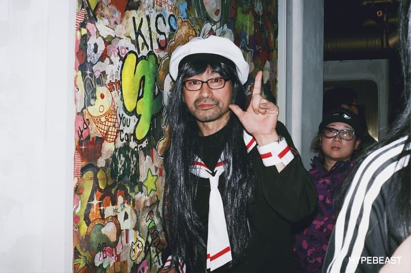 HYPEBEAST art basel young lord asap bari takashi murakami