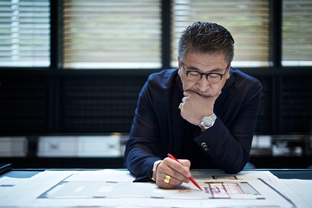 HYPEBEAST Magazine Masamichi Katayama Wonderwall