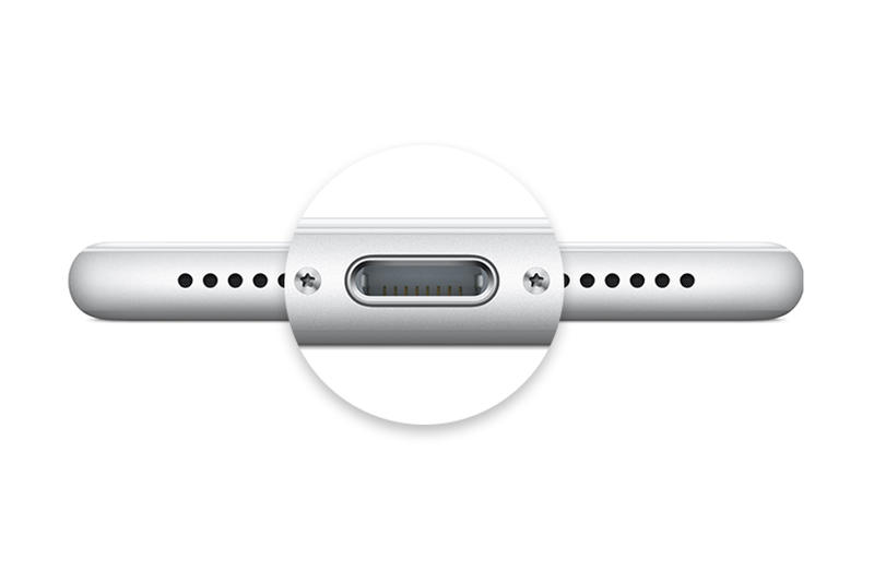 iPhone 8 Lightning Connectors USB-C Fast Charging Smartphones Apple Tim Cook