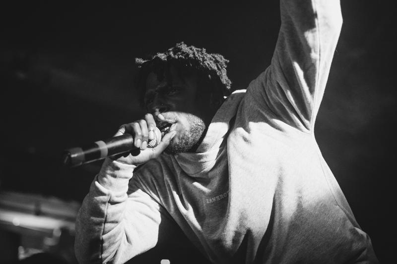 Lil Sunny Tour: Photo Recap Isaiah Rashad Sold-Out Vancouver Show Canada Fortune Sound Club TDE Kendrick Lamar The Heart Part 4