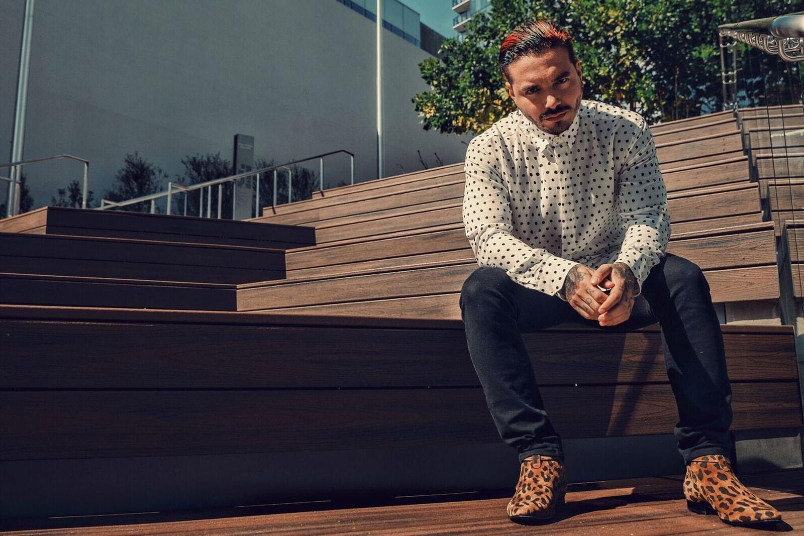 J Balvin HYPEBEAST Interview 2017 Supreme BAPE Migos Pharrell Daddy Yankee Reggaeton Sneakerheads