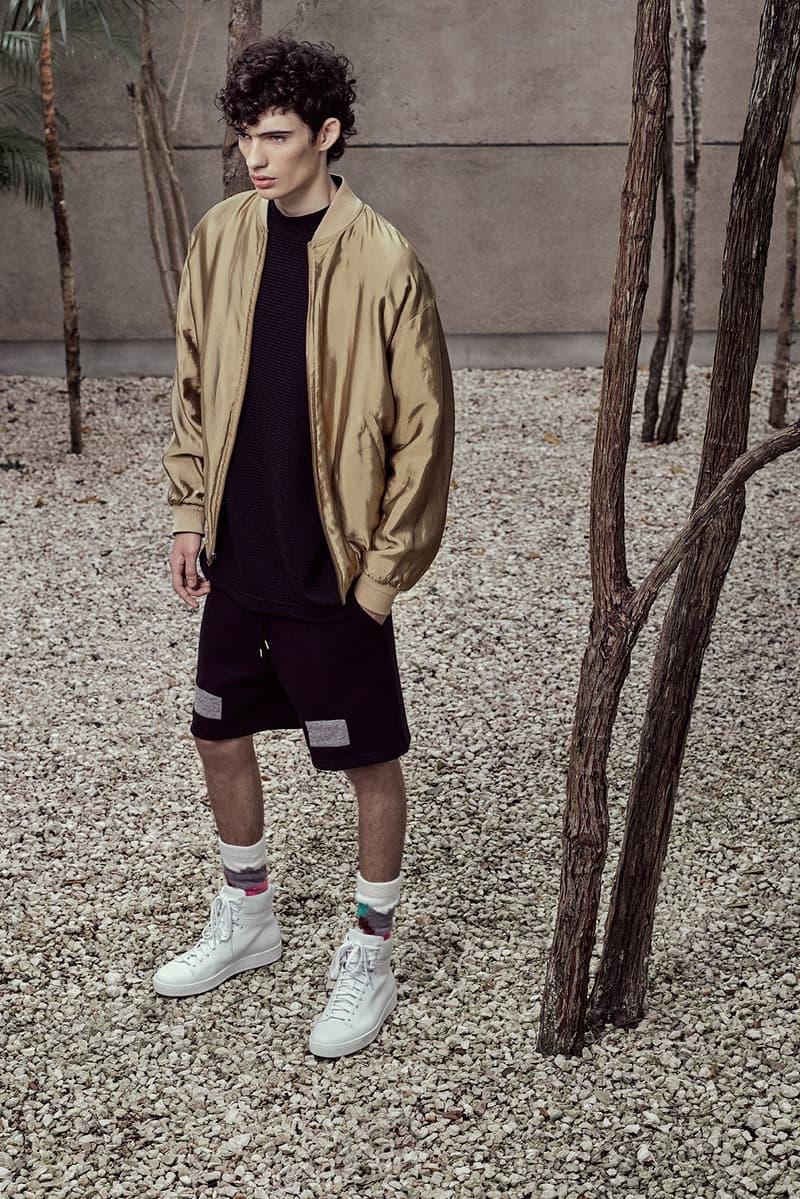 John Elliott 2017 Spring/Summer Lookbook