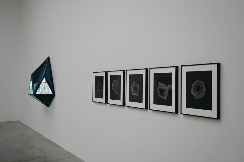 Josiah McElheny 'The Crystal Land' Exhibition London White Cube Gallery