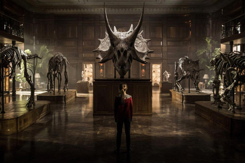 'Jurassic World' Sequel Dinosaurs Movies Films Chris Pratt Raptors Bryce Dallas Howard