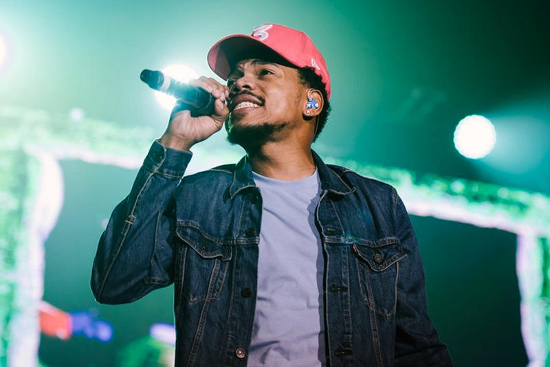 "Chance the Rapper, Chuck Inglish & More Featured on Consequence's ""Spaceship 3"""