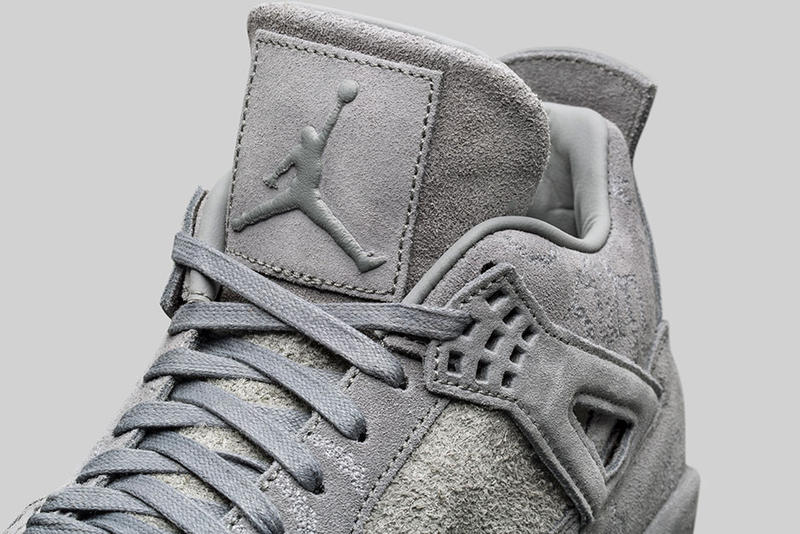 KAWS Air Jordan 4 Official Images
