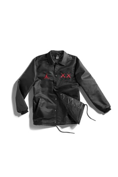 KAWS x Jordan Capsule Coaches Jacket