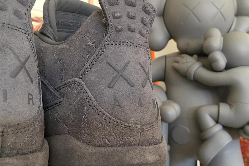 KAWS x Air Jordan 4 Official Instagram Teaser