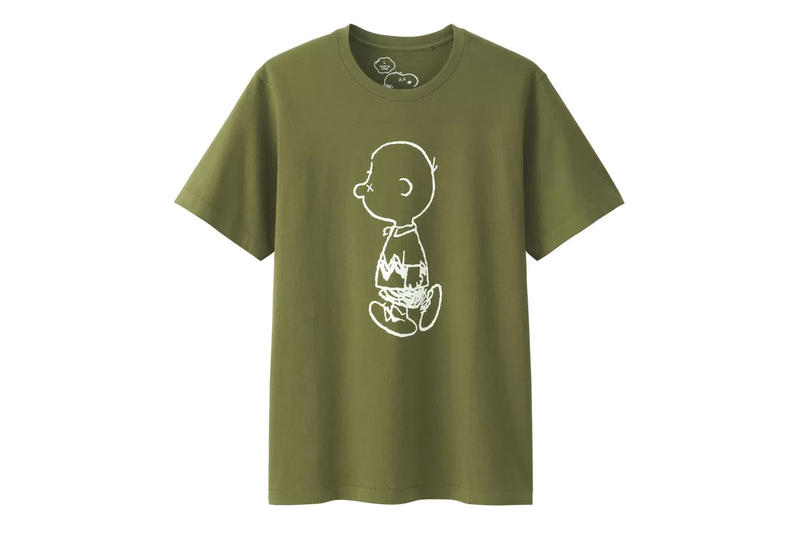KAWS x Peanuts Uniqlo UT Snoopy T-Shirt