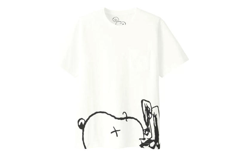 c45606f95 KAWS x Peanuts Uniqlo UT Tees and Toy Collection | HYPEBEAST