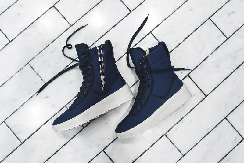 1f2710b14097 KITH and Fear of God Military Sneaker Collab