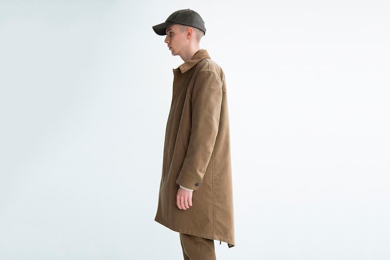 KURO 2017 Fall/Winter Collection Lookbooks Jackets Denim Japanese Label