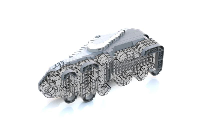 LEGO Nike Air VaporMax Pure Platinum Tom Yoo
