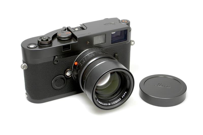 Leica MP Blue Stain Front Lens Cap