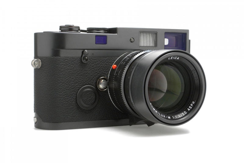Leica MP Blue Stain Front