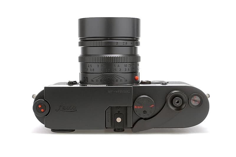 Leica MP Blue Stain Top