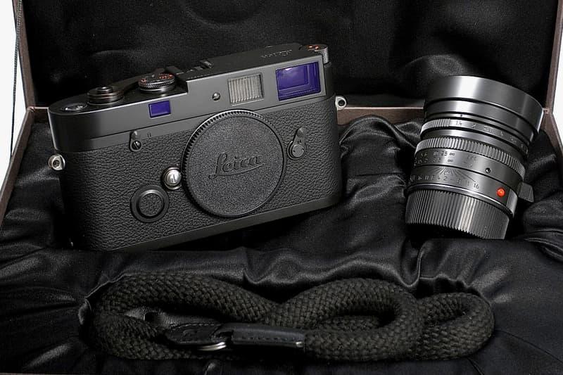 Leica MP Blue Stain Box
