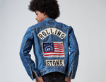 Levi's Commemorates Rolling Stone's 50th Anniversary With a Capsule Collection