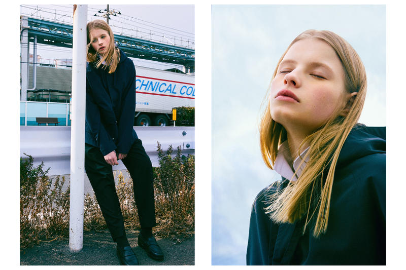 LIFUL 2017 Spring Summer Moment Campaign Tokyo