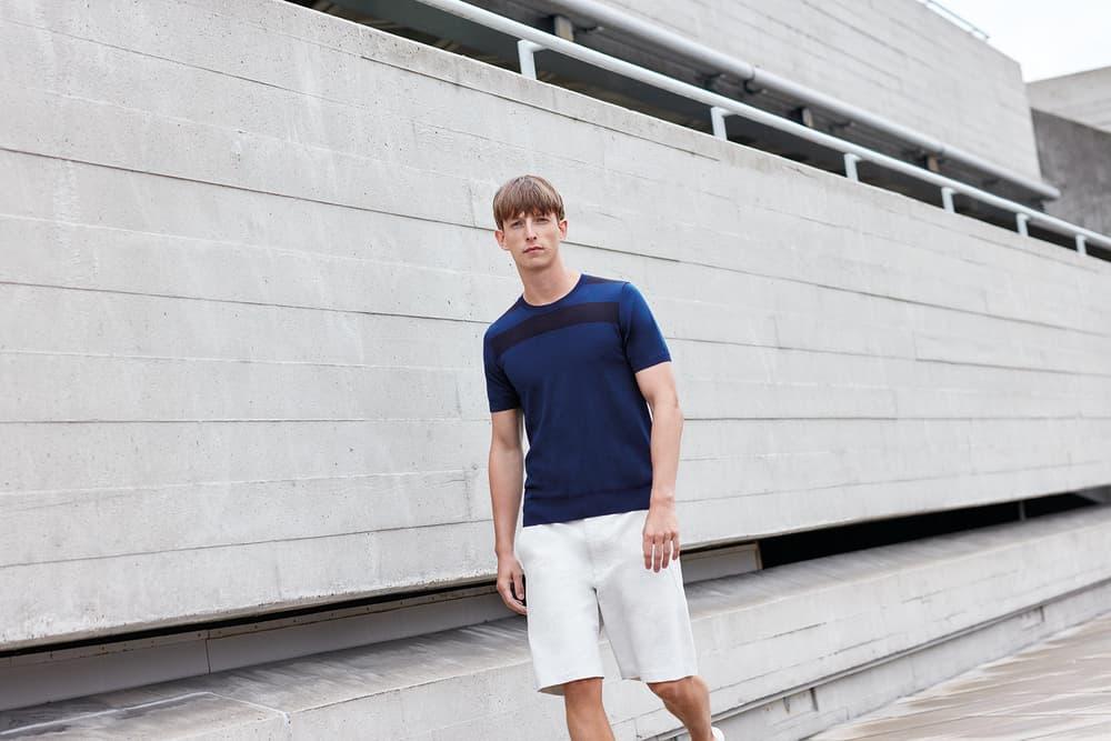 Lou Dalton x Jaeger Men's Collection 2017 Tailoring Sportswear Athleisure