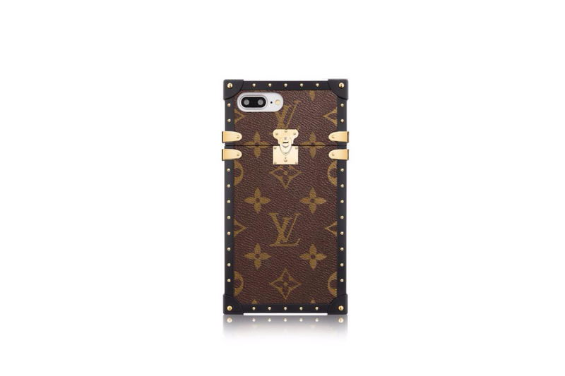 fbd83433 Louis Vuitton Eye Trunk iPhone 7 and 7 Plus Case | HYPEBEAST