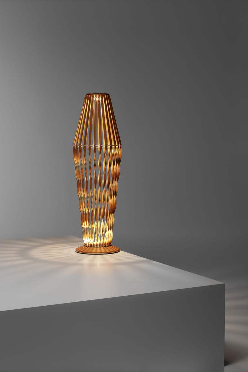 Louis Vuitton Objets Nomades Bamboo Lamp