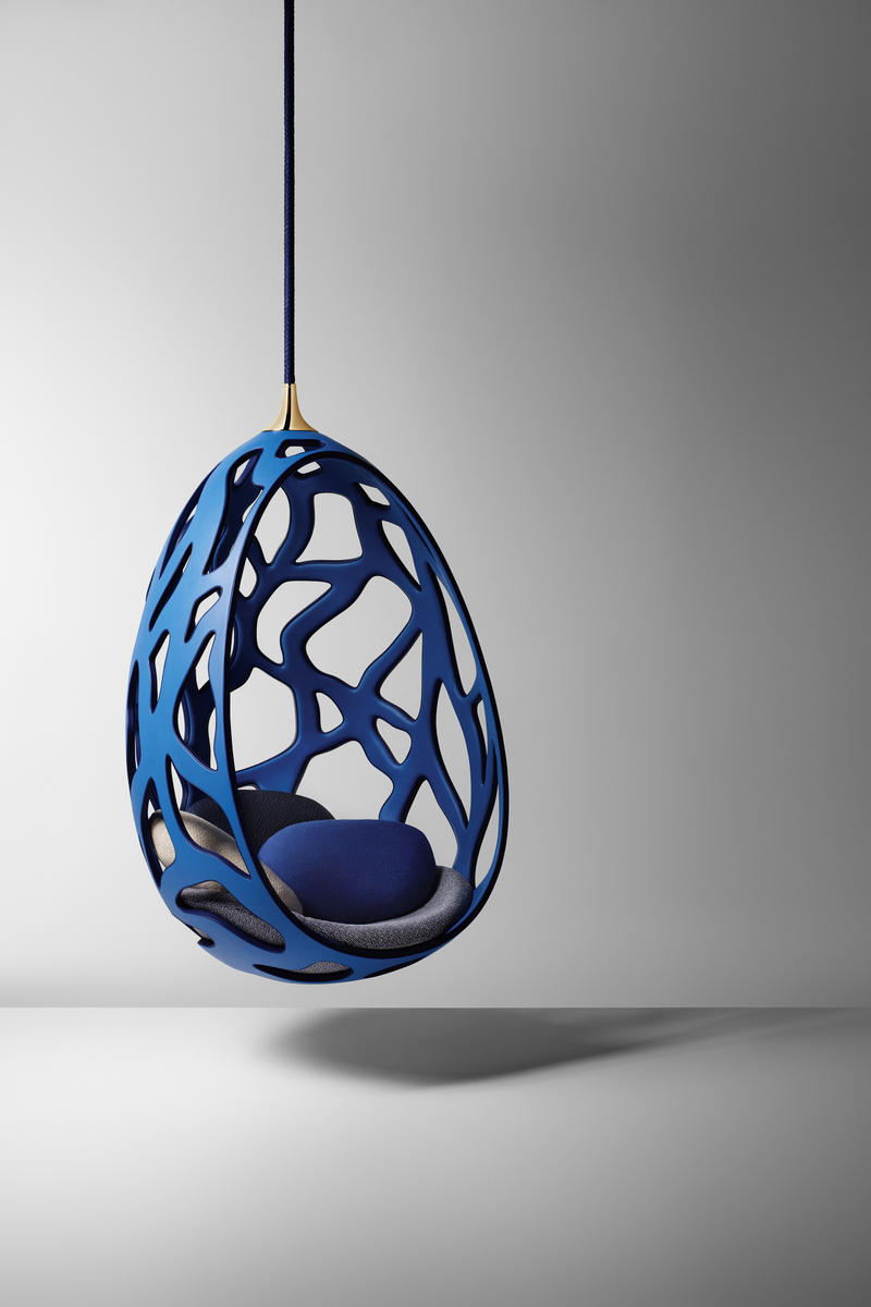 Louis Vuitton Objets Nomades Cocoon Chair